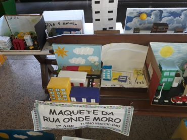 MAQUETES – 2º ANO